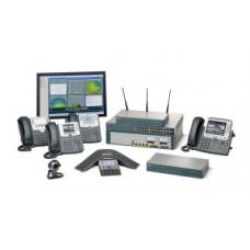 Инсталация и конфигурация на Cisco Unified Communications