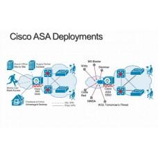 Инсталация и конфигурация на Cisco Firewall